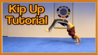 Kip Up / Kick Up Tutorial | GNT How to