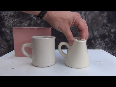 Prop Making Tips: Casting A Rubber Coffee Cup Action Prop