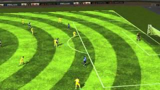 FIFA 14 Android - tima-33305 VS Sheffield Utd