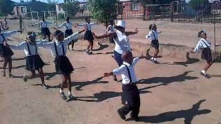 sarafina dance 2