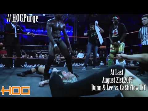 JT Dunn forced to watch the beatdown of Kimber Lee HOGPurge