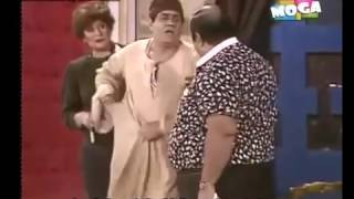 """موال مظهر أبو النجا في """"الموقف خطير جدا"""" الذي قلده محمد سعد في """"كتكوت"""""""