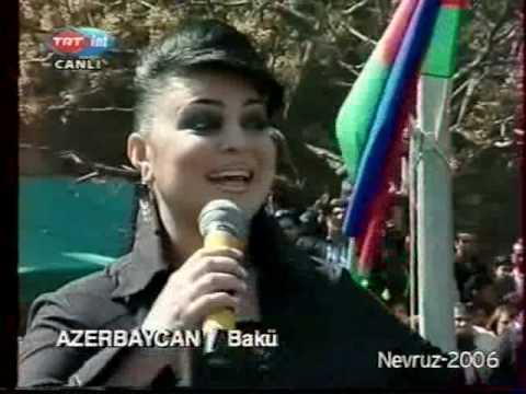 Arzu Melek Neden Oldu Canli Performans Azerbaycan da Nevruz 2006