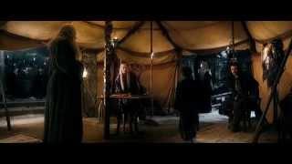 The Hobbit - Bilbo gives away the Arkenstone