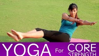 Full Body Yoga Workout - Yoga for Core Strength - Episode 2 in Tamil