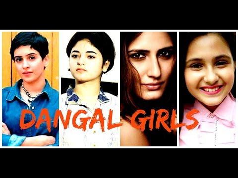 All about Dangal Girls I Dangal Girls Dubsmash