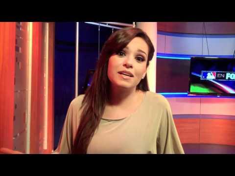 Tania Rincón de Fox Sports explica porque Es Sexy Saber de Deportes