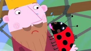 Ben and Holly's Little Kingdom   Gaston Sleepover   1Hour   HD Cartoons for Kids