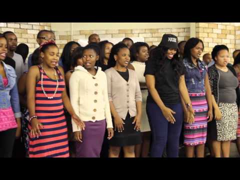 Halala Syanibongela UniZulu Choir University of Zululand South Africa