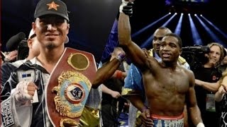 ADRIEN BRONER vs MIKEY GARCIA SUPERFIGHT CONFIRMED BY FIGHT HYPE
