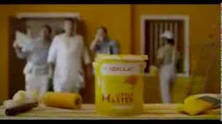 Nerolac Interior Paints – Little Master Emulsion Paints TVC AD in Telugu