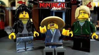 The LEGO NINJAGO Movie City Chase 70607