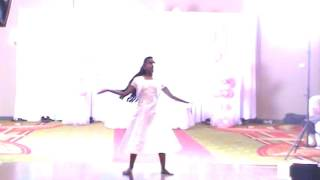 Anna Clara's Holy Communion Opening Dance