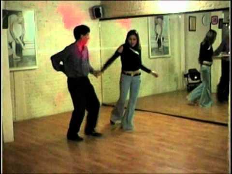 Bailando Cumbia Sonidera Pasos Mas Complejos