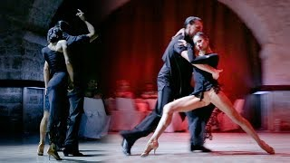 "Denis Tagintsev - Ekaterina Krysanova | 2018 Adriatic Pearl Dubrovnik - Showcase ""Libertango"""