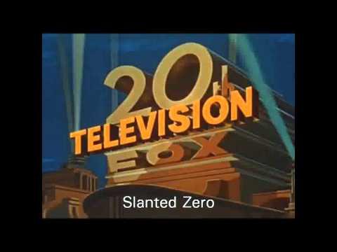 Twentieth Century Fox Television Logo History Update