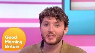 James Arthur Discusses His Cameo in Brazil's Biggest Soap Opera | Good Morning Britain