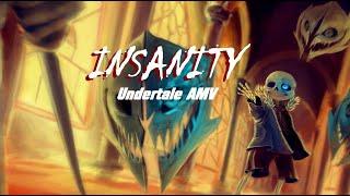 [AMV] Undertale - InSaNiTy [ENGsubtitles] [NapisyPL] | ORIGINAL MV