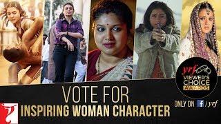 Inspiring Woman Character | YRF Viewer