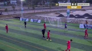 Vòng 4 K-League : OLYMPIC NT GYM & F-NH NAM PHƯƠNG