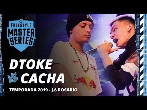 DTOKE VS CACHA FMS ARGENTINA JORNADA 6 TEMPORADA 2019