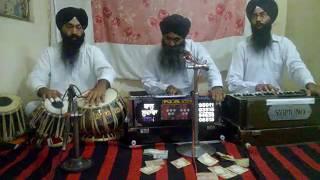Madhve tum na toro - Raga Sorath - Taal Deepchandi - Gurjeet Singh Azad