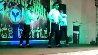 Dancing video from devilzz dance crew