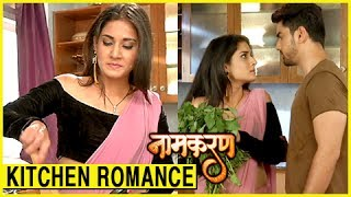 Avni COOKING For The First Time | Neil & Avni Kitchen ROMANCE | Naamkaran