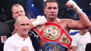 ANTHONY JOSHUA vs KUBRAT PULEV NEXT FOR PULEV OR WILL HE KEEP ACTIVE?