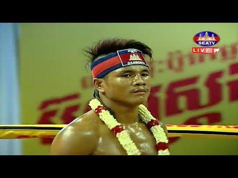 Xxx Mp4 Moeun Sokhuch Vs Chhoukchhai Thai Khmer Boxing Seatv 20 May 2018 Kun Khmer Vs Muay Thai 3gp Sex