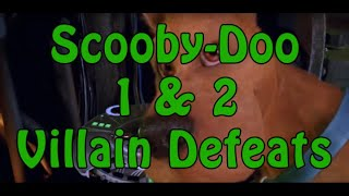 Scooby Doo 1 & 2 Villain Defeats (Music Video)