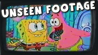 More RARE Spongebob Footage You Haven