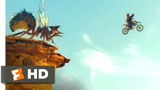 It Came From the Desert (2017) - Fighting the Alien Queen Ant Scene (9/10) | Movieclips