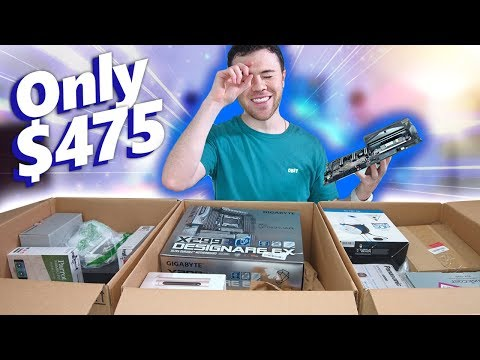Xxx Mp4 I Paid 475 For 3473 Worth Of MYSTERY TECH Amazon Returns Pallet Unboxing 3gp Sex