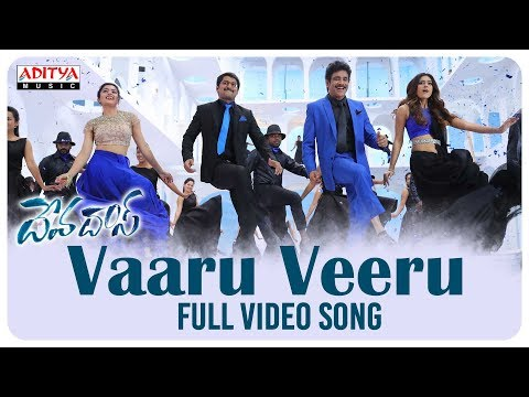 Xxx Mp4 Vaaru Veeru Full Video Song Devadas Video Songs Akkineni Nagarjuna Nani Rashmika 3gp Sex