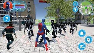 ► Strange Hero Future Battle #20 - Superhero Flying Spiderman Battle Android Gameplay