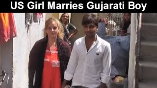 41 Year American Girl Marries 23 Year Gujarati Boy | Awesome Love Story