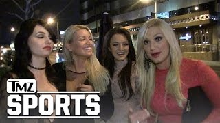 Brooke Hogan -- Female Wrestling Crew Targeting Ronda Rousey | TMZ Sports