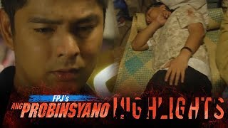 FPJ's Ang Probinsyano: Cardo is surprised to see what happened to Vendetta