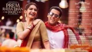 Jalte Diye Full Song | Prem Ratan Dhan Payo 2015 | Salman Khan and Sonam Kapoor