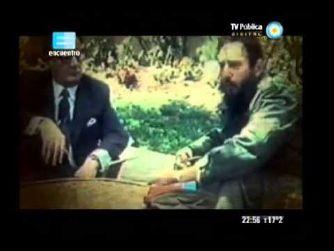 Histórico diálogo entre Fidel Castro y Salvador Allende Completo