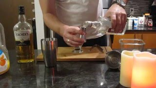 How to make Scotch Screw Driver Coctail!!!