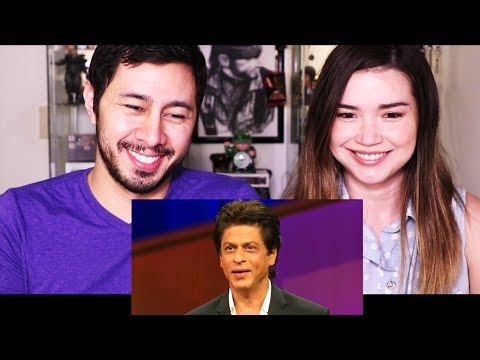 SHAH RUKH KHAN TED TALK | Reaction Discussion!