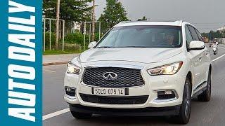 Autodaily.vn | Đánh giá xe crossover hạng sang Infiniti QX60