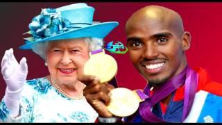 DEG-DEG Queen Elizabeth oo magacii ka badashay Mo Farah una bixisay...
