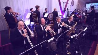 המתנה הפילהרמונית של רובי בנט לישיבת מיר | Mir Yeshiva Dinner - Ruvi Banet