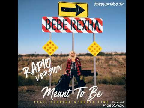 Xxx Mp4 Bebe Rexha Meant To Be Official Solo Radio Version 3gp Sex