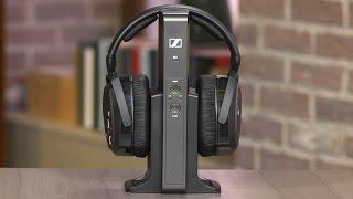 Sennheiser RS 175: Premium wireless headphones for TV watching