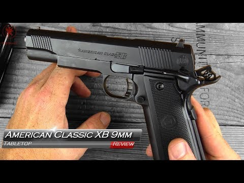 Xxx Mp4 American Classic XB 9mm Tabletop Review And Field Strip 3gp Sex