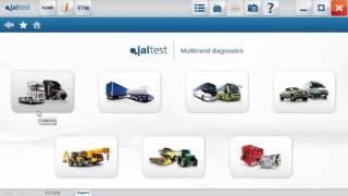 Tutorial Software Diagnostico Jaltest